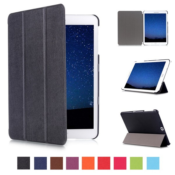 For galaxy Tab S2 9 7 Protective PU Leather cover case For samsung galaxy Tab S2