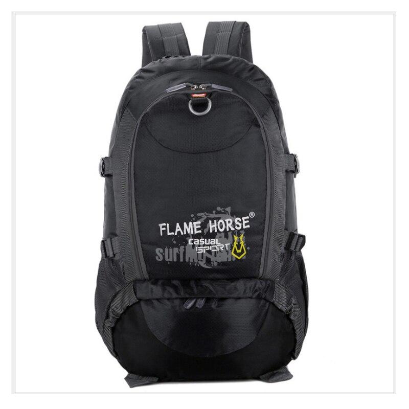 Сумка для отдыха на природе, походный рюкзак, дорожный рюкзак, сумки для альпинизма, Большой Вместительный рюкзак для мужчин и женщин - 4