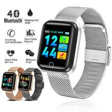 LIGE 2019 New Smart Watch Heart Rate Blood Pressure Monitor fitness tracker Smart Bracelet Band Pedometer Sport Smart Wristband