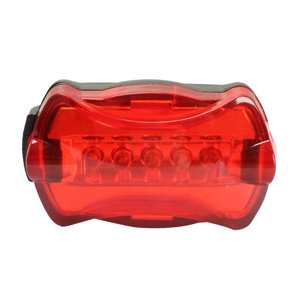 1pcs Waterproof Bike Rear Light USB Rechargeable Bicycle Tail Light Ultra Bright 6 Modes Red LED Light Bike Safety Flash Lamp