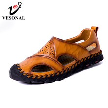 VESONAL Summer Large size Non-slip Outdoor Hiking Adult For
