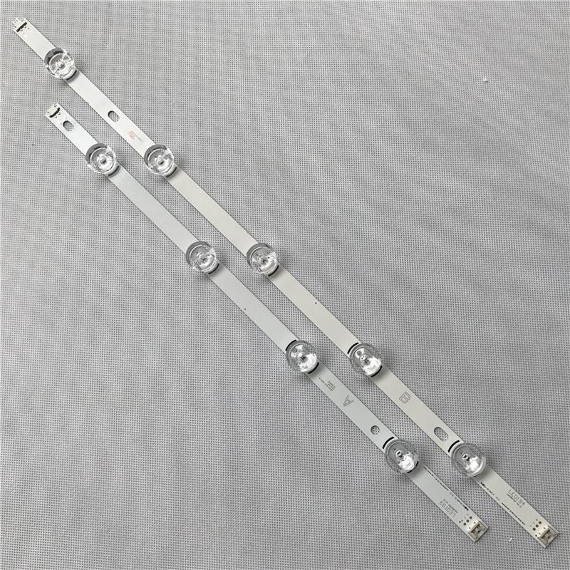 Strong-Willed Led Backlight Strip For Lg 49lb620v Innotek Drt 3.0 4949lb552 49lb629v 6916l-1789a 49lf620v 49uf6430 6916l-1944a Computer & Office