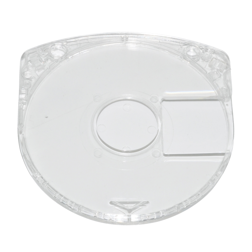 100pcs a lot Replacement UMD Game Disc Storage Case Crystal Clear Case Shell For PSP 1000 2000 3000 стоимость