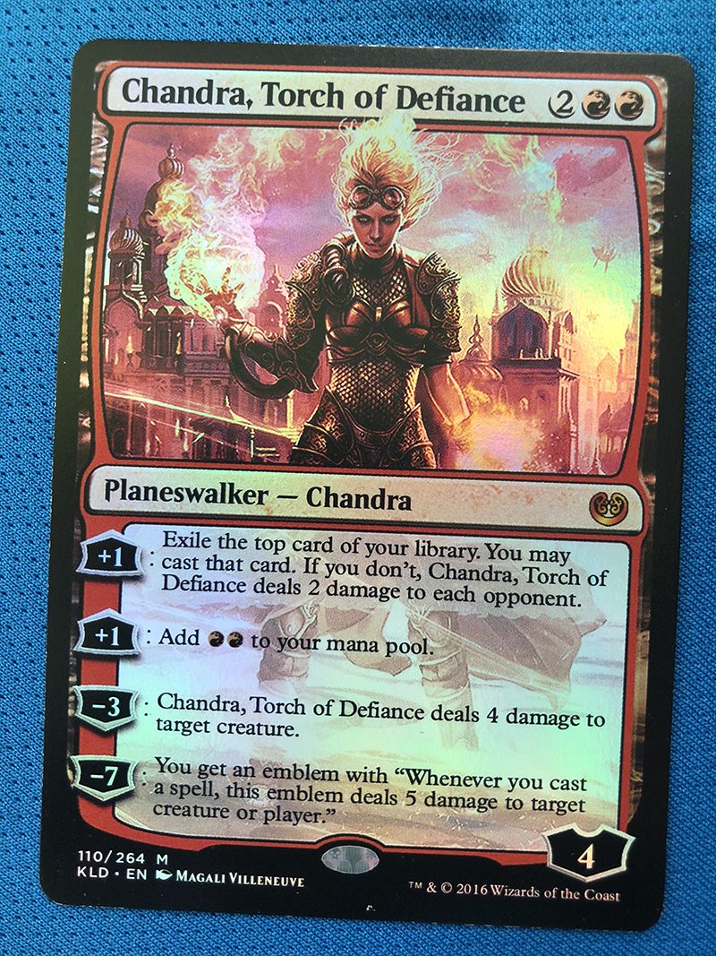 Chandra, Torch Of Defiance Kaladesh Foil Magician ProxyKing 8.0 VIP The Proxy Cards To Gathering Every Single Mg Card.