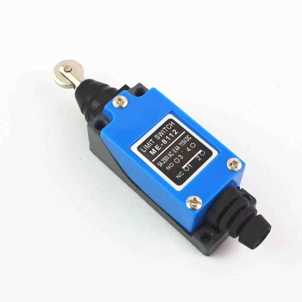ME 8112 1NC 1NO параллельный роликовый Плунжер, привод, концевой переключатель AC 250V switch ac plunger switchswitch switch   АлиЭкспресс