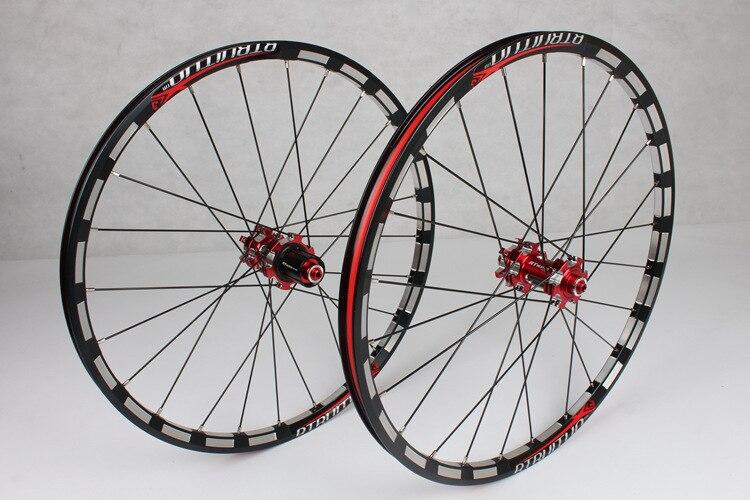 RT XC3 MTB Bicycle 20inch straight pull disc brake wheels 5bearing 120sound small wheel folding bike wheel 451 406 wheelset
