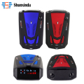 V7 Car-Detector 360 Degree Car Radar Detector Full 16 Band LED Display Auto Laser Security Car Speed Control