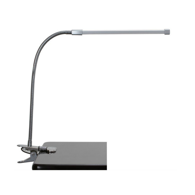 Clip LED USB Light Flexible Read Table Lamp Dimmable Reading Light Ultra Bright Desk Lamp for Notebook PC Computer Tablet Laptop new 1pcs ultra bright flexible led usb book light reading lamp 18 leds lamp magnifier for laptop notebook pc computer