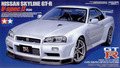 TAMIYA MODEL 1/24 SCALE #24258 NISSAN SKYLINE GT-R(R34) V-SpecII plastic model kit