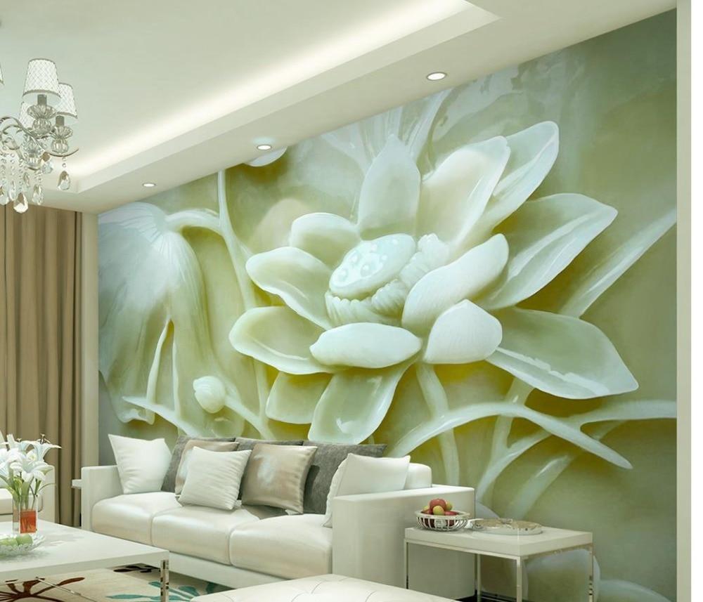 Wallpaper For Living Room 3d Papel De Parede Relif 3d Floor Mural De Parede 3d Non