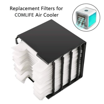 20 Pcs Personal Space Cooler Replacement Filter Personal Space Cooler for USB Air Cooler Filter Fans