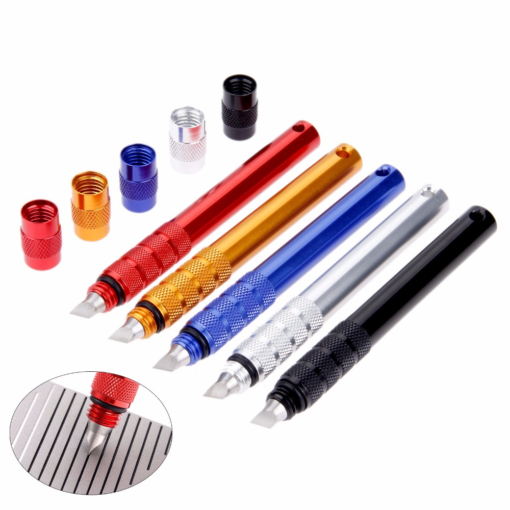 Golf Sharpener Tool Iron Wedge Club Head Groove Sharpener Blade Cleaning Tool V Shape New Arrival
