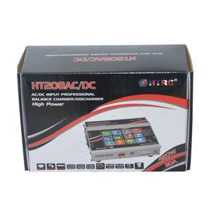 Image 5 - HTRC HT208 AC DC 420W 20A LCD Touch Screen Balance Charger Discharger for 1 8s Lilon LiPo LiFe LiHV Nicd NiM PB Battery Charging