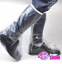 Rain boots rain wellies waterproof shoe covers thicker non-slip soles S, M, L,XL,XXL