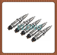 Diesel common rail injector de combustível 0445120121 0986AD1047 para Ônibus Yutong Jinlong 4940640 ISE EU3|fuel injector|rail injectors|common rail injector -