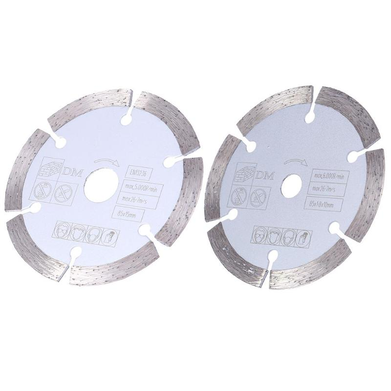 85mm Circular Saw Blade Diamond Wheel Discs For Woodworking Metal Cutting