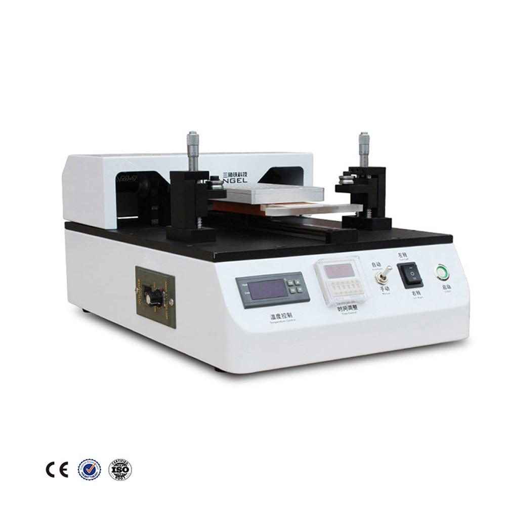 Semi Automatic LCD Separator Touch Screen Separator Machine Built In Vacuum Pump For Phone Refurbish Maintenance Tools