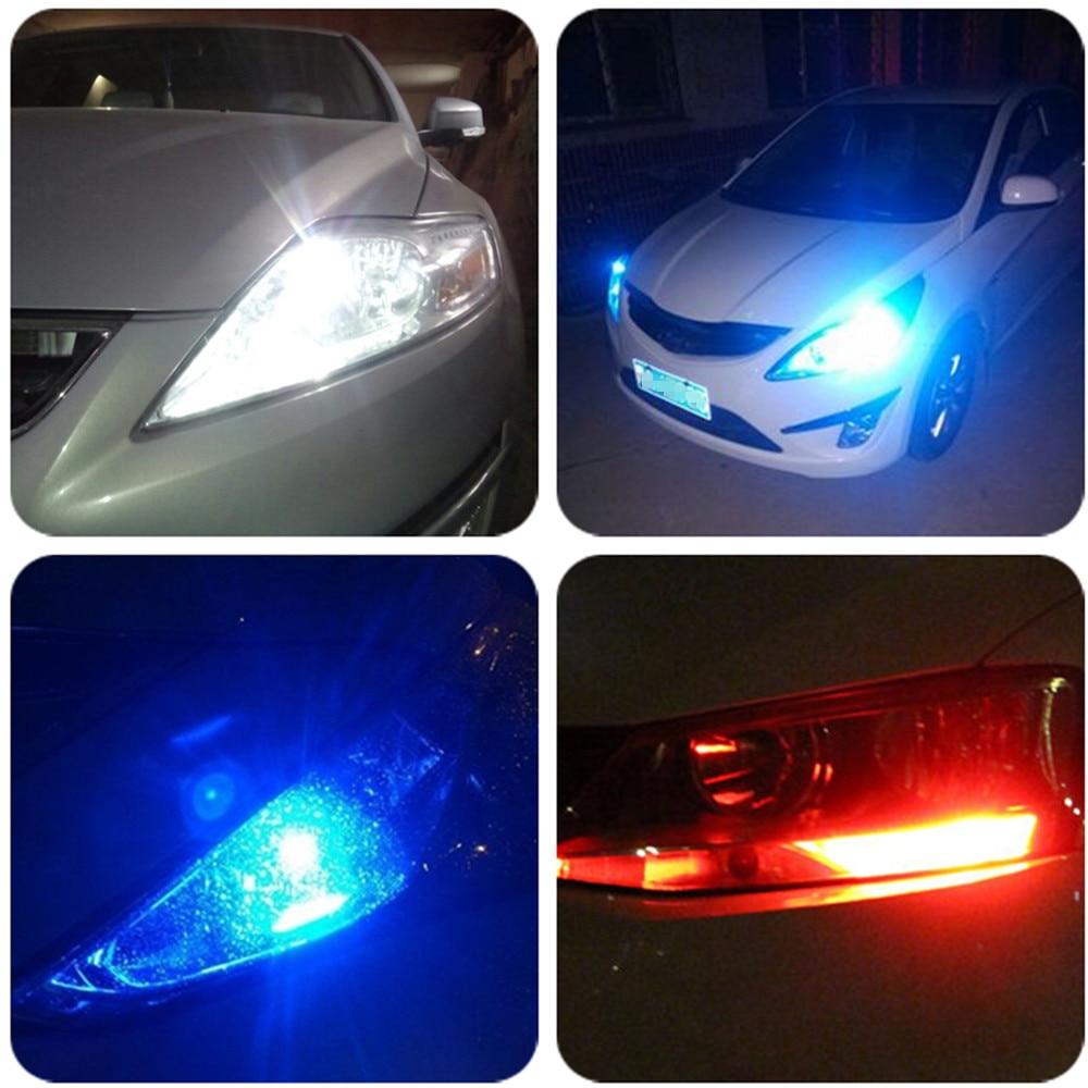 WLJH 2x Υψηλή ισχύς Canbus χωρίς σφάλμα - Φώτα αυτοκινήτων - Φωτογραφία 6