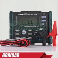 2500V High Voltage Digital Insulation Tester Multimeter Megger Meter Earthmeter MS5205