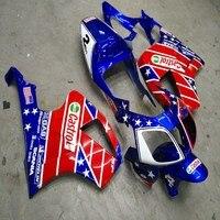 Full fairing kits for VTR 1000 SP1 2000 2001 2002 2003 2004 2006 RC51 ABS Plastic Fairings VTR1000 SP1 Custom motorcycle cowl M2