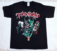 New Tankard Alcoholic Metal Metal Rock Band Men S Black T Shirt Size S To 2XL
