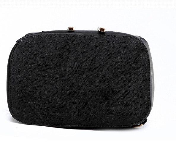 de couro mochila gir 2017 Estilo : Shoulder Bag