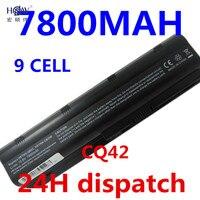 7800mAH Battery For Hp Pavilion G6 Dv6 Mu06 586006 321 Nbp6a174b1 586007 541 586028 341