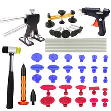 WEYHAA PDR Tools dent repair for hail damage paintless removal Bridge Puller Set Pdr Glue lifter kit