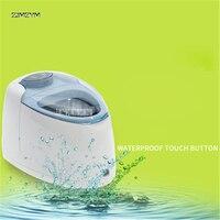 CD 3900 Digital Ultrasonic Cleaner Wash Bath Tank Baskets Jewelry Watches Dental 0.2L 42kHz Ultrasound Mini UltraSonic Cleaner