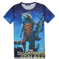 new fashion The guardians galaxy bears t-shirt Unisex Women/Men Casual 3d t shirt for men/women harajuku tee shirt
