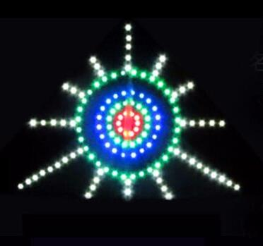 High quality Free shipping new design Peacock spread its tail led kite 7sqm640 super flux led so beautiful in the sky led автоинструменты new design autocom cdp 2014 2 3in1 led ds150