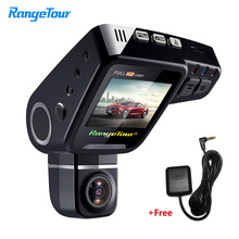 Range Tour External GPS Logger C10s Pro Dash Cam Novatek 96650 Car DVR Camera Full HD 1080P Dashboard 170 Degree Video Recorder