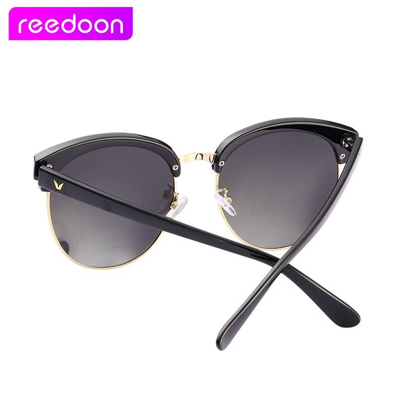 REEDOON classique demi métal lunettes de soleil polarisées hommes - Accessoires pour vêtements - Photo 5