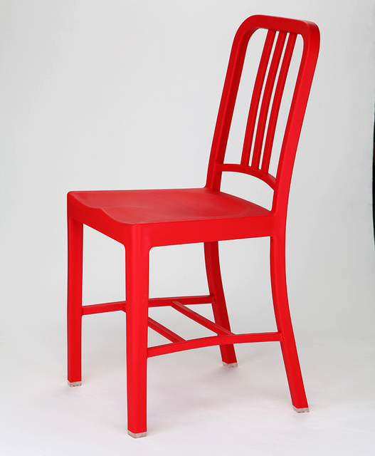 Nordic IKEA Style Navy Chair Plastic Chair Leisure Chair Cafe Chairs Bar  Stool