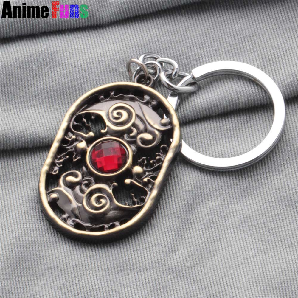 Online Game Dota 2 Defense of the Ancients Choker statement Necklace Keychain key ring charms Jewelry for Women Men
