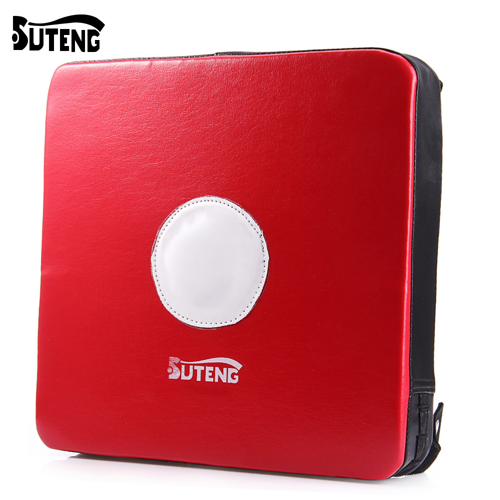 Suteng Punching Sand Bag Wall Punch Focus Target Pad Boxing Fight Training Square Foam Target Sanda Sand Bag For Boxing