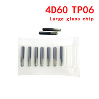 10 pieces Car Key Chip 4D60 4D 60 glass Wholesale chip for ford car auto Key Locksmith Tool Transponder Carbon Original blank