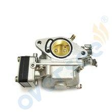مكربن محرك خارجي لـ Tohatsu 9.9HP 15HP 18HP M محرك قارب محرك أجزاء ما بعد البيع