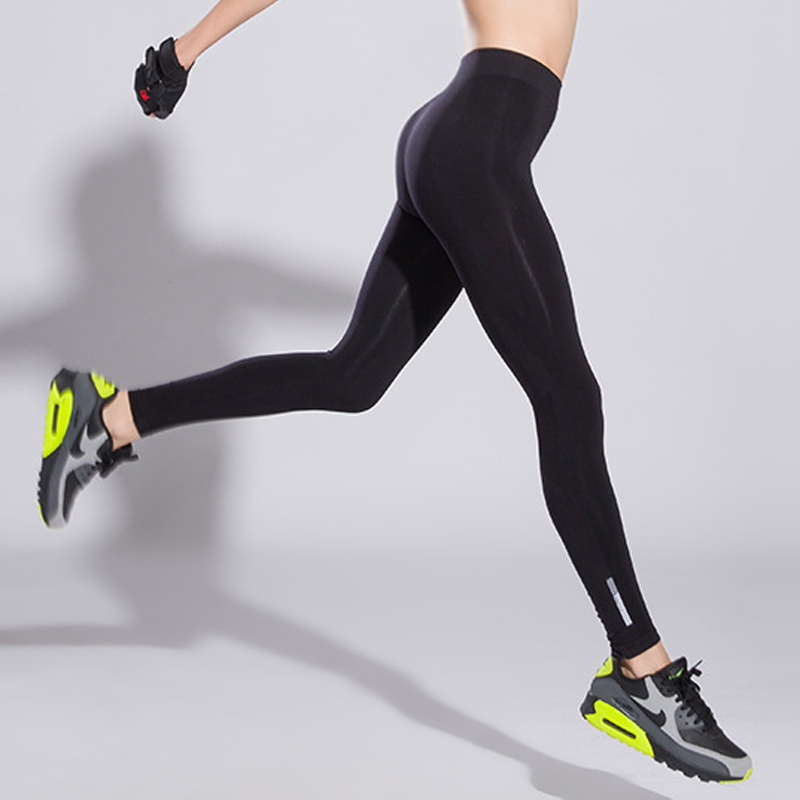 Sexy Slimming font b Women b font Yoga Pants Gym Fitness Smooth Tights Pencil Pants Outdoor