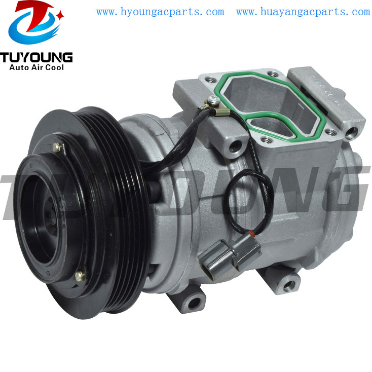 PN #38810PT0013 10PA17C Auto a/c compressor para Honda Acura Vigor 2.5L 1992 1994-in Compressor e embreagem AC from Automóveis e motos on HuaYoung automotive Parts Store