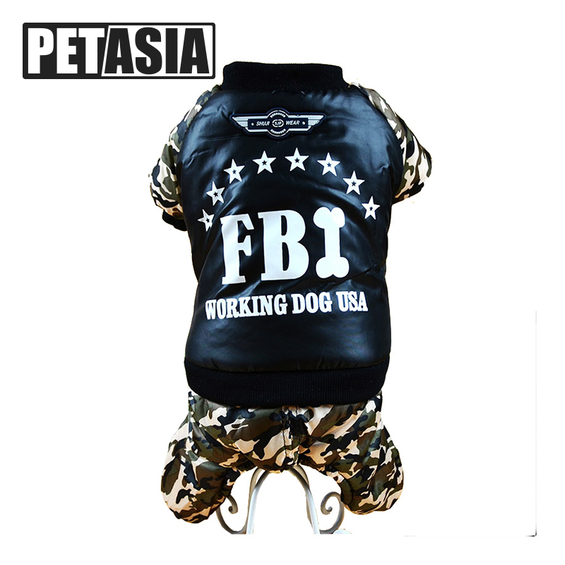 PETASIA Pet Dog Product Jacket Winter Clothes Cool Warm WaterProof Black XS S M L XL for Small Meadium Pet Dog Clothing China