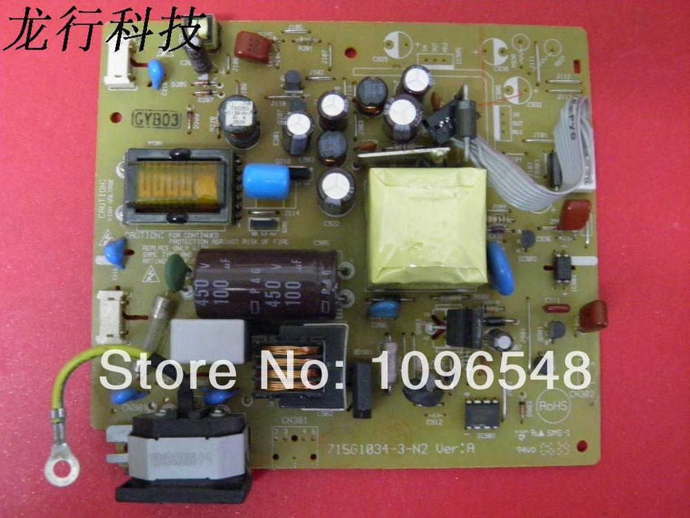 Free Shipping> LXB-L15E LXB-L15C 715G1034-3-N2 715G1034-2-N3 Lamps Power Board-Original 100% Tested Working free shipping le no vo le no vo lxb l17c key board 715l1139 1 control panel original 100% tested working
