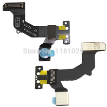Free Shipping 10pcs lot Original Face camera with sensor flex cable for iPhone 5 5G front