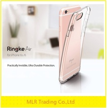 100% Original Ringke Fusion Case For Iphone 6/6s/6s plus Case Air Crystal Clear Hard Back Case Cover
