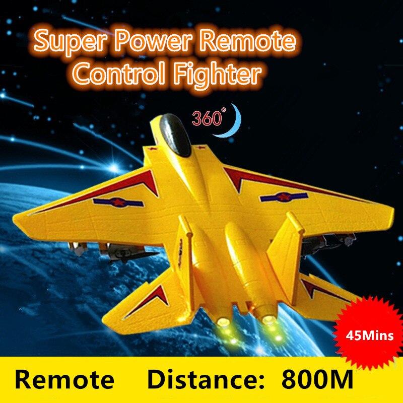 large scale remote control fighter F 15 EPO remote control aircraft model toy high remote control