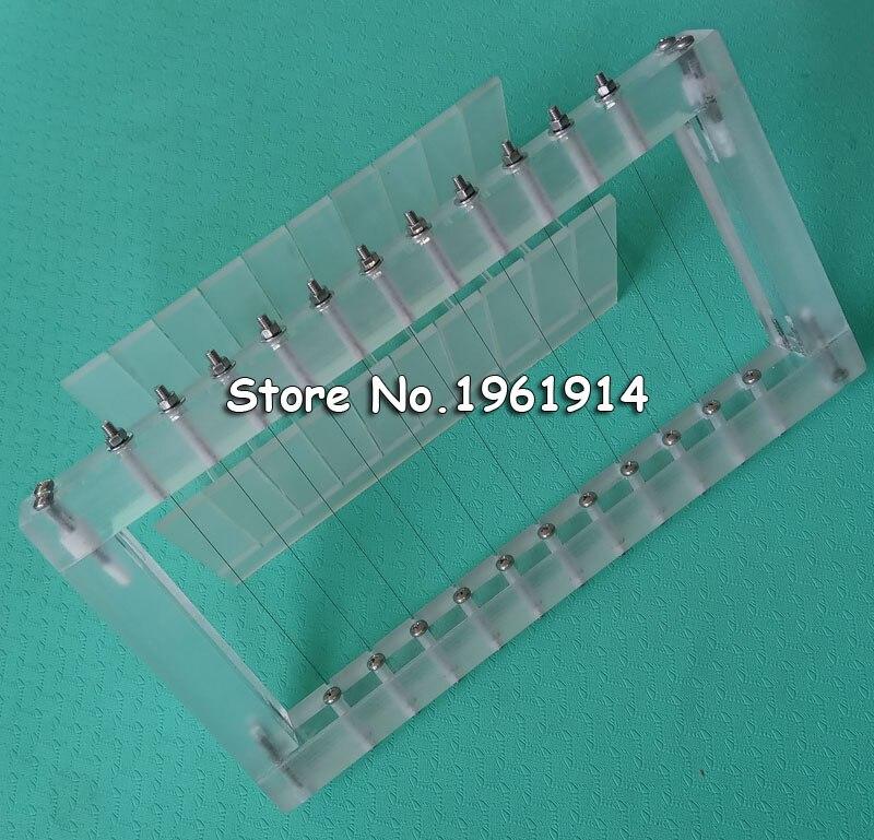 실용적인 아크릴 클레이 비누 핸드 나이프 문자열 나이프 수동 와이어 비누 커터 2.0 cm (0.78 inch)-에서비누 메이킹 키트부터 홈 & 가든 의  그룹 1