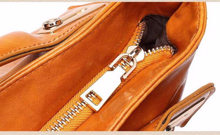 Women Oil Wax Leather Designer Handbags High Quality Shoulder Bags Ladies Handbags Fashion brand PU leather women bags WLHB1398 20
