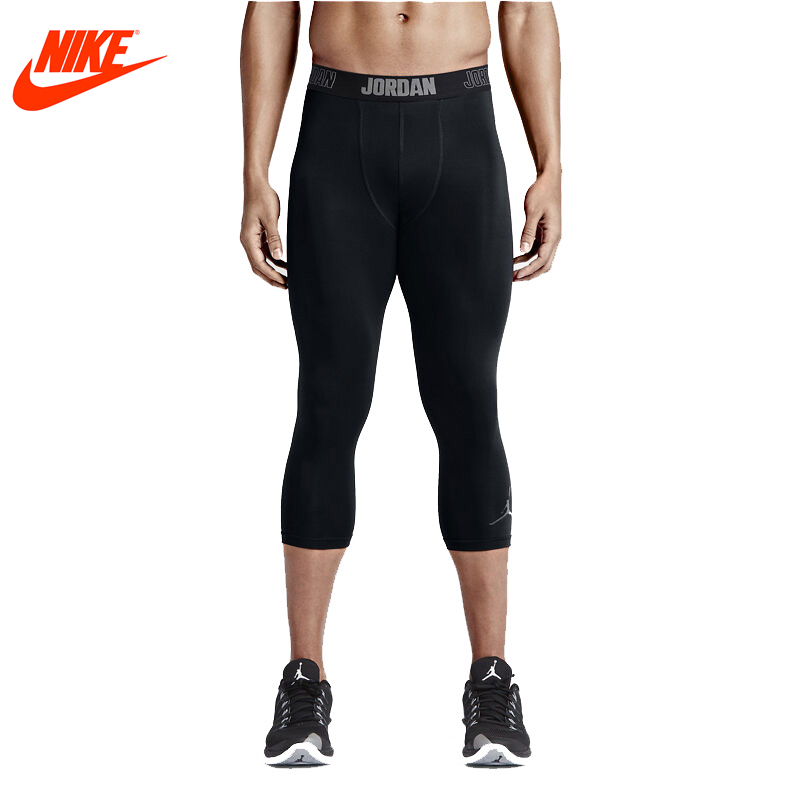 2db8eedf684 Original New Arrival 2017 Authentic NIKE 23 Alpha Dry Men's Tight Shorts  Sportswear