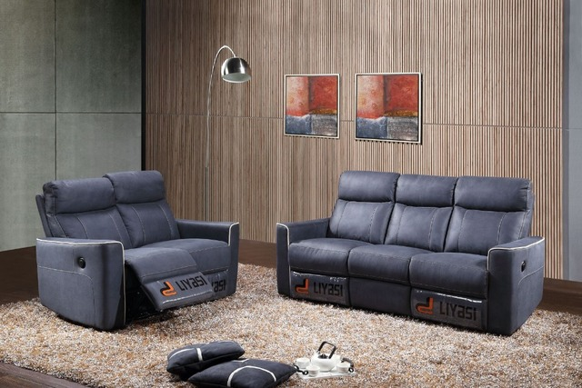 Superbe Top Selling Wholesale Living Room European Style Sectional Sofa With  Electric Recliners YB620