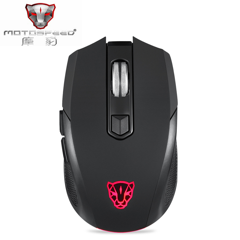 MOTOSPEED BG50 2.4GHz Bluetooth Dual Mode Wireless Mouse Phase Adjustable DPI PAW3212 Wireless Mouse Support Windows Android OS маунт леопард motospeed g7000 wireless mouse